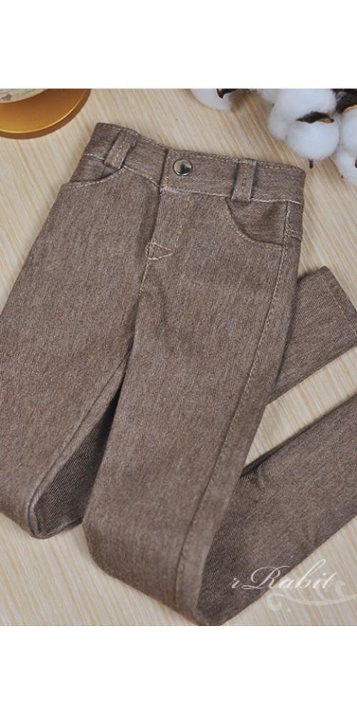 SD13/SD17 Elastic Fabic Pencil Pants * SH005 028
