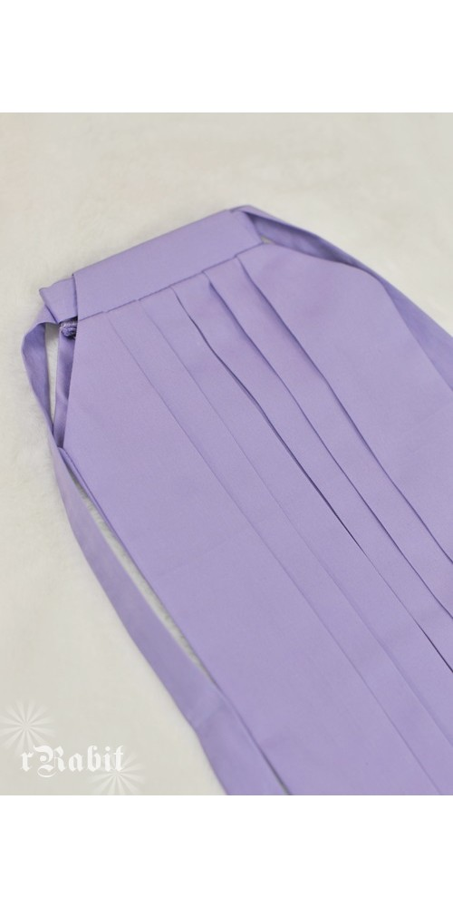 1/3 Hakama 行燈袴 (Japanese Bottom Dress) TS001 1716 (lilac)