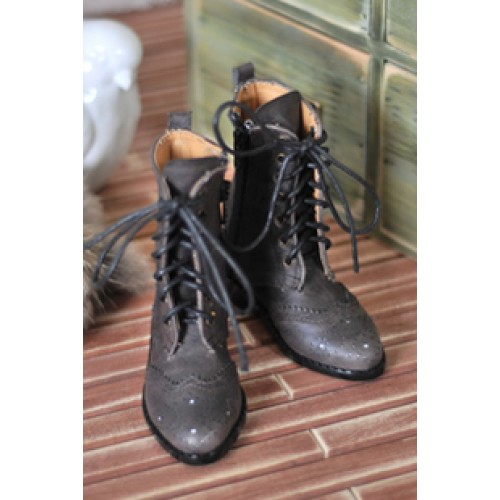 SD13/ 17 Boot * RHL003 - Black Grey