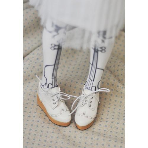 1/3  Girl [LG005] - White
