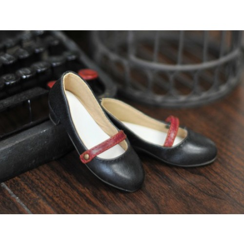 1/3 Sugar Dolly Shoes LG008 - Black