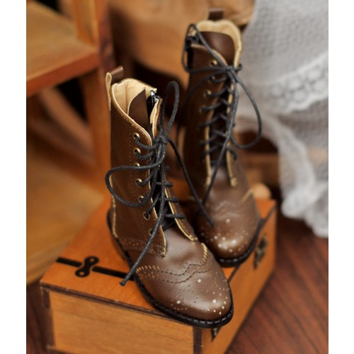 [Jan Pre]1/4 MSD Boot *  Woody Brown