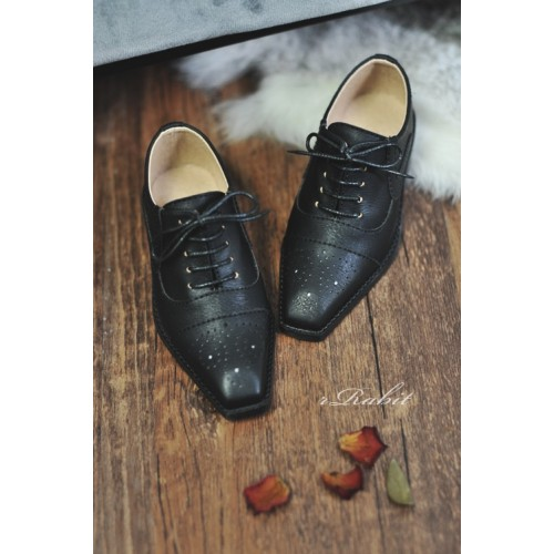[Jan Pre] iple HID/EID/SID size - Paul Jonhson Oxford - RHL005 Black