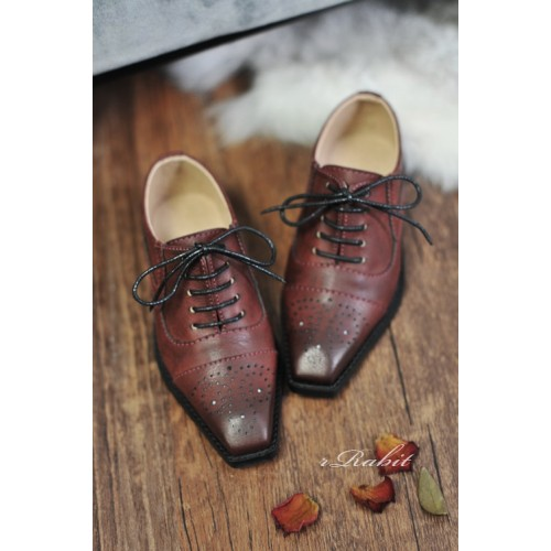 [Jan Pre] iple HID/EID/SID size - Paul Jonhson Oxford - RHL005 Wine