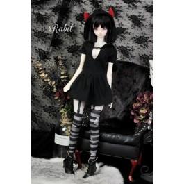 [Halloween]1/3Girl/DD - [The Little Elf] DF002 1901(Black)