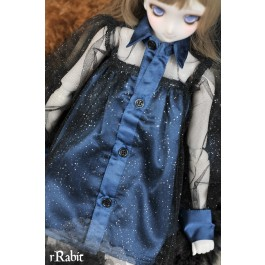 1/3 free size: Tiara Dress - Halloween theme's BSC024 1705 (Royal Blue)