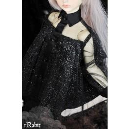 1/4 free size: Tiara Dress - Halloween theme's BSC024 1708 (Black)