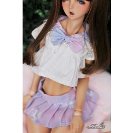 1/3 Girl SD13/10 DD - Sailor Cute Dress Set - CP010 009 (Pink Unicorn)