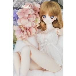 [Miska]1/3 Girl -SD10/13/16,DD [Private Party] - Sexy lingerie skirt - MSK023 001 (White)