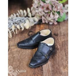1/3Boy SD13/SD17 Monk Shoes - RSH007 Black