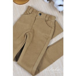70cm up+/ Elastic Fabic Pencil Pants * SH005 025
