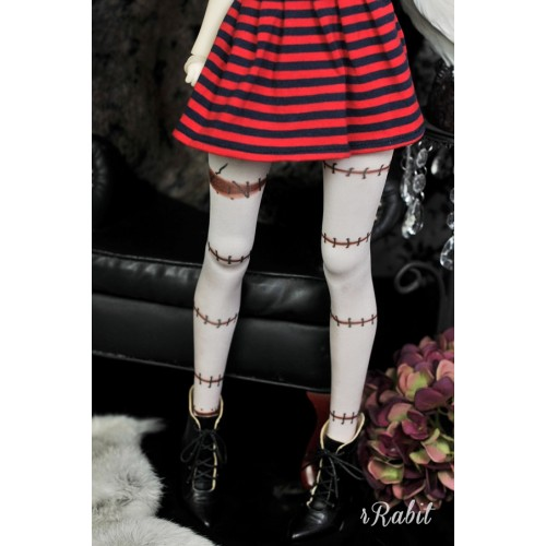 1/3 Girl/DD -[Coven Socks] - Stitching - CVS190903