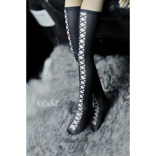 1/4/MDD[Coven Socks] - Cross binding - CVS190904