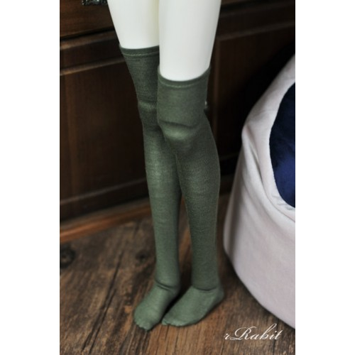 1/3 Girl long socks - AS004 007