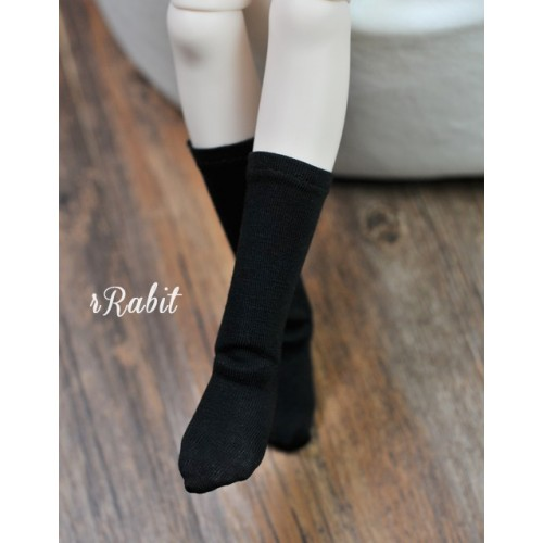 1/4 - Short socks - AS009 002 (Black)