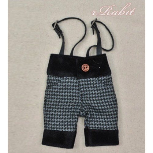 1/6 Capri Pants with Suspenders BSC013 1606