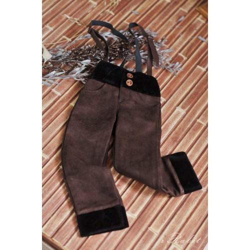 1/3 Capri Pants with Suspenders  BSC013 2002