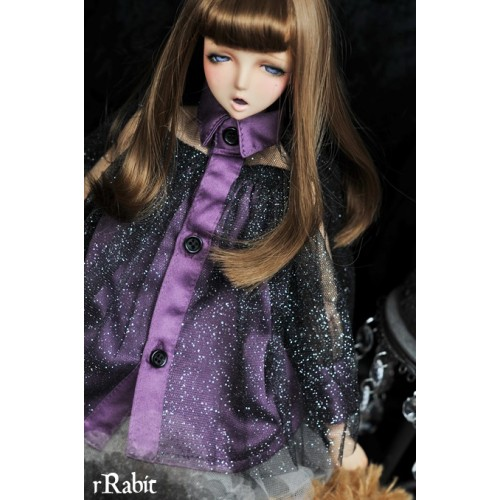 1/4 free size: Tiara Dress - Halloween theme's BSC024 1707 (Royal Purple)