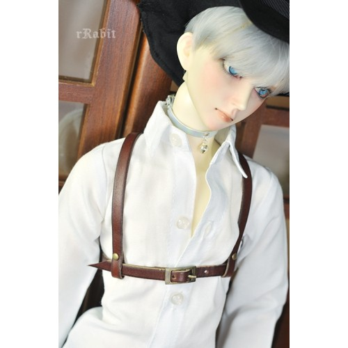1/3 BOY [Leather Harness- The Belt ] -  Brown