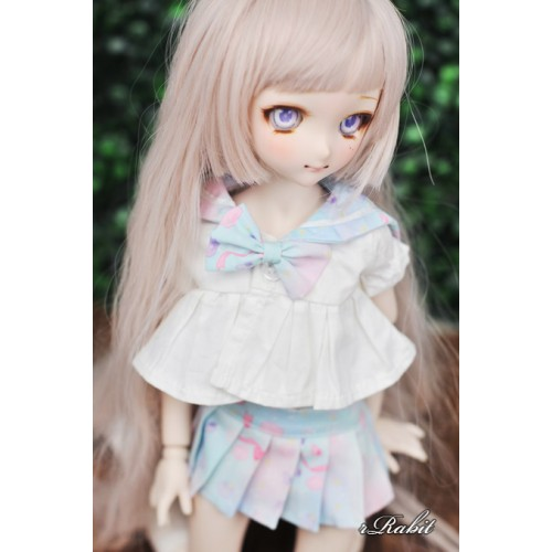 1/3 Girl SD13/10 DD - Sailor Cute Dress Set - CP010 010 (Fancy Shell)