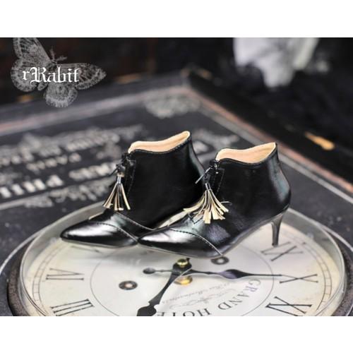 1/3 Boy/IP House Girls/SD17 - Tassel Ankle Boots [DA004] Dark Night