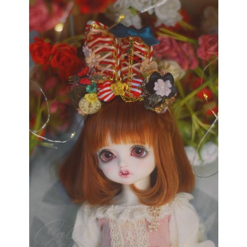 "[Le Maître chat] 8""~9"" head accessories HB-005"
