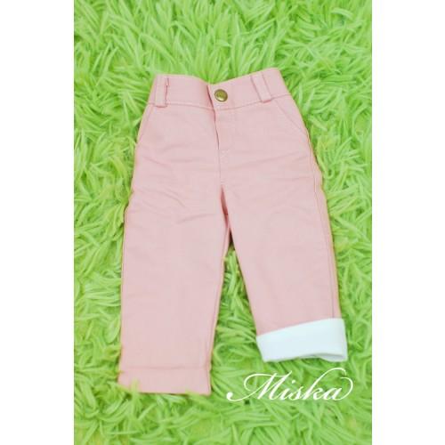 Miska Homme - 1/4 Capri Pants - HEM005 001