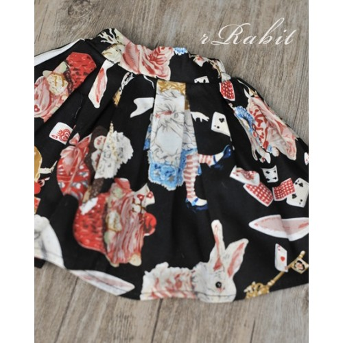 1/3 Full size - Flared skirt KC042 1707