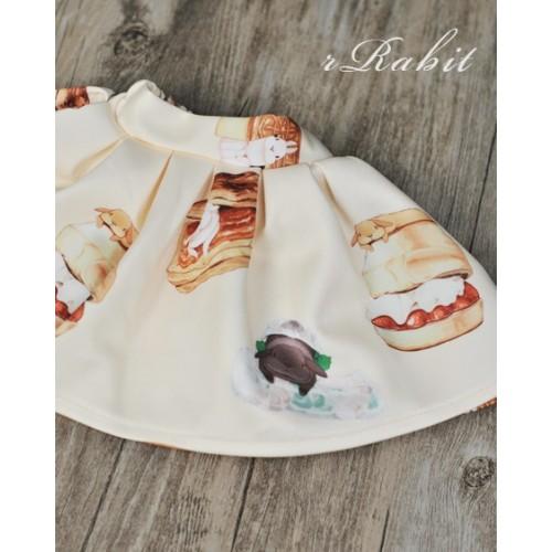 1/3 Full size - Flared skirt KC042 1711