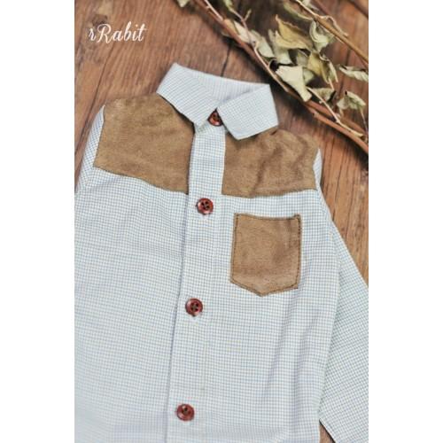 70cm up+/SSDF [Patchwork shirt] MG001 1918