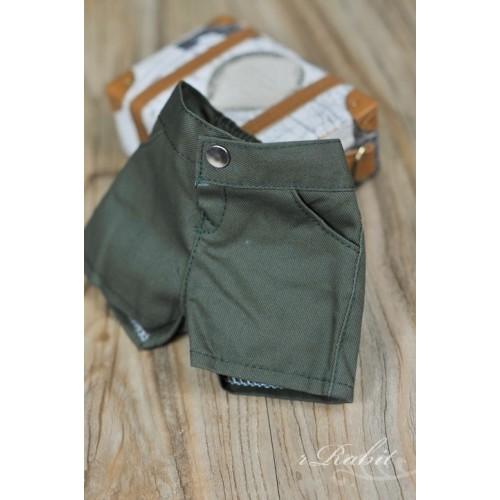 1/4 Short Pants - MG047 005