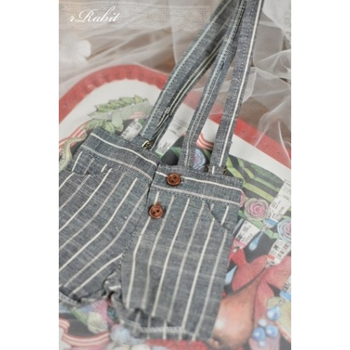 1/3  *Suspenders Short MG053 1810