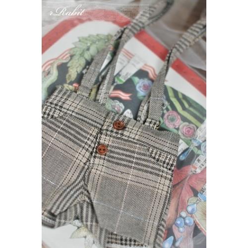 1/3  *Suspenders Short MG053 1814