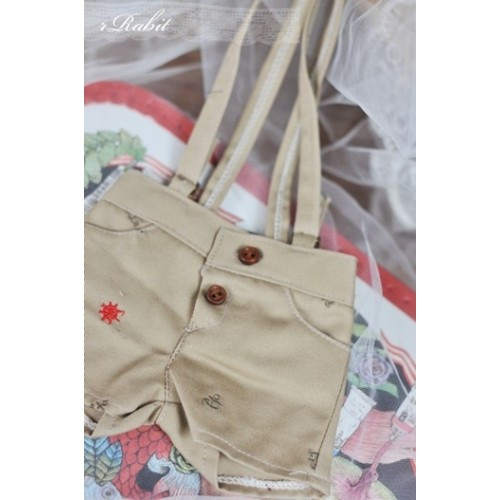 1/3  *Suspenders Short MG053 1819