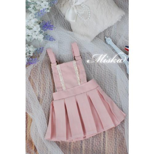 MISKA*1/3 Jumper  Pleated skirt - MSK032 001