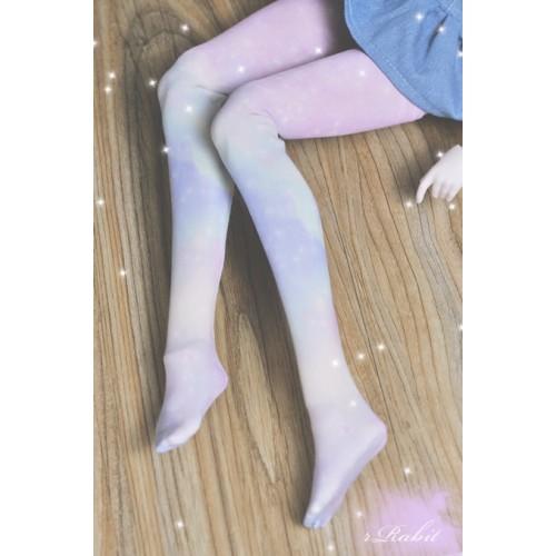 1/3 Socks - Cloudy Rainbow - RS180522 / SD10/SD13/SD16/SD17