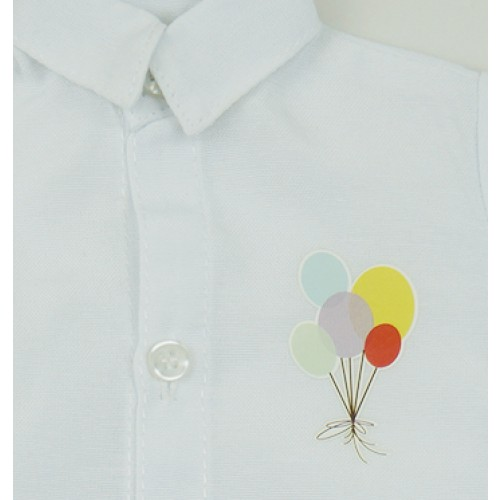 [Limited] 70cm up+ * Heat-Transfer shirt - RSP002 Balloon