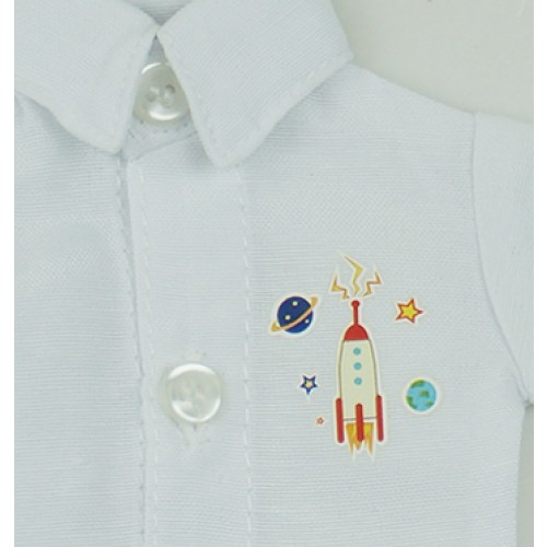 [Limited] 1/4 * Heat-Transfer shirt - RSP003 Rocket