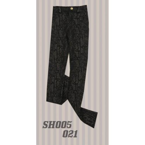 70cm up+/ Elastic Fabic Pencil Pants * SH005 021