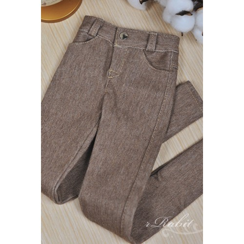 70cm up+/ Elastic Fabic Pencil Pants * SH005 028