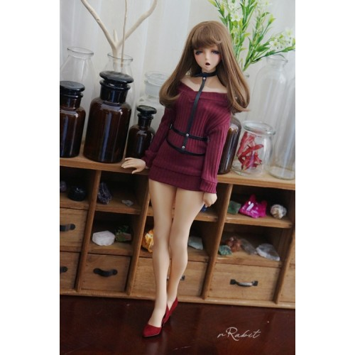 1/4 MDD AP -~Dear Boyfriend~ Deep V Sweater SH032 1806