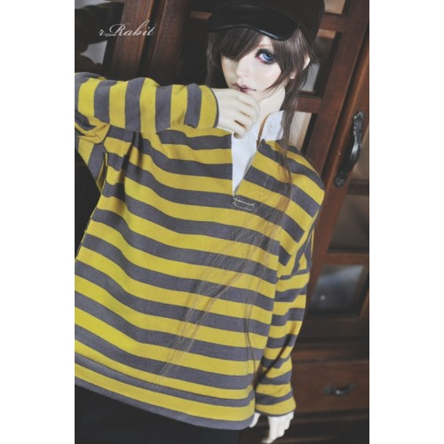 1/3 [Stand collar T-shirt] SH037 1902