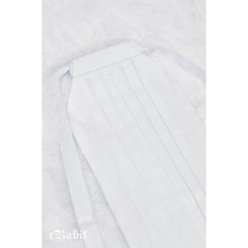 1/4 Hakama 行燈袴 (Japanese Bottom Dress) TS001 1701 (White)