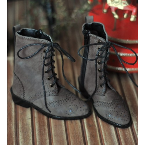 70 ~80cm ~ Men's Boot * RHL003 - Dusty Grey