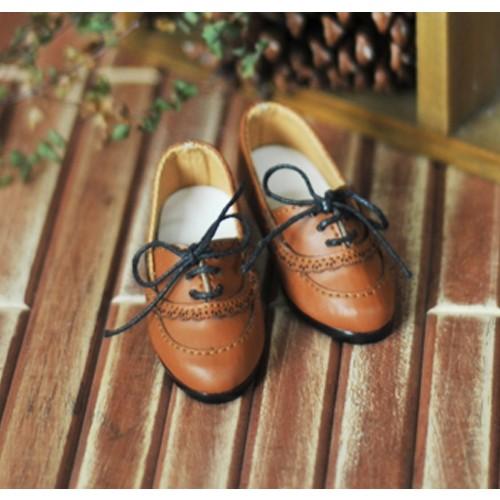 1/3 SD10/13/16 DD - Loafers- LG001 Muddy Brown