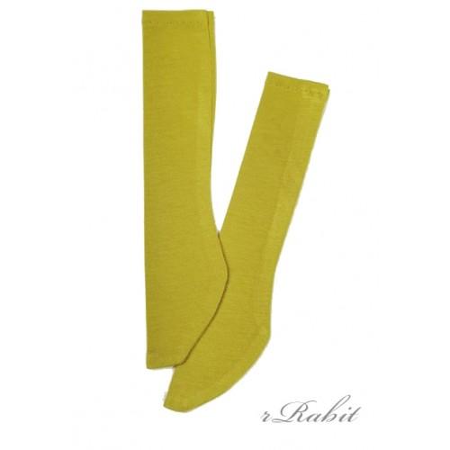 1/3 Boy short socks - AS003 008 (Corn)