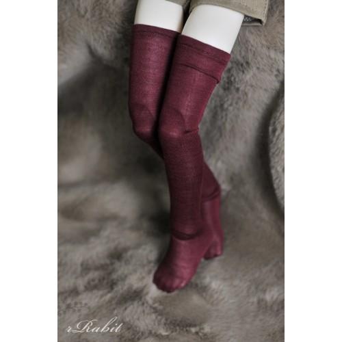 1/4 long socks - AS004 005