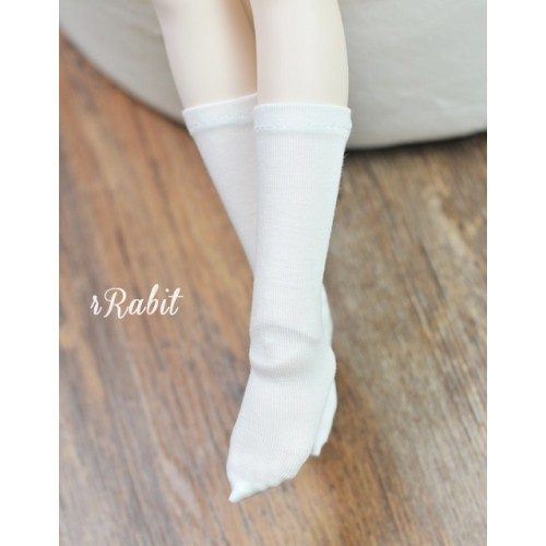 1/4 - Short socks - AS009 001 (White)