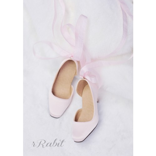 [Pre]1/4 MSD/MDD-Ballet Mary Jane shoes[BLS007] Shell Pink