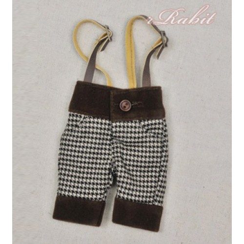 1/6 Capri Pants with Suspenders BSC013 1605